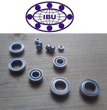 Subalmacén en miniatura/rodamientos de bolas/estrías campamento bala mr52 ZZ hasta mr148 ZZ marca: Ibu