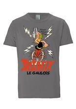 Comics - Asterix der Gallier - Zaubertrank - T-Shirt, grau - LOGOSHIRT