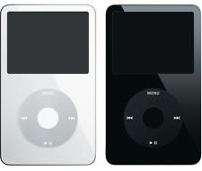 Apple iPod Classic 5th Gen 30Gb - 5.0 or 5.5 - Black or White | Poor (C-Grade)