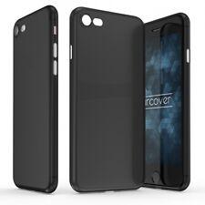 Apple iPhone 7 ULTRADÜNN 0,5mm Hart Backcase Cover Etui transparent Schutz Hülle