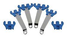 Moroso 72150 Wire Loom Kit  Univ  Blue