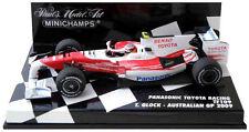 Minichamps Toyota TF109 Australiano GP 2009-Timo Glock 1/43 Escala
