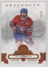 2017-18 Upper Deck Artifacts Orange #32 Max Pacioretty Montreal Canadiens Card
