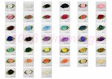Gran cinta de raso rosas de los 42 Colores para Elegir & Tamaño Del Paquete 10, 50, 100, 500