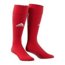 Adidas Santos 18 Medias Protectoras Rojo Blanco