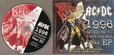 "AC/DC ""1996 Ballbreaker Australian Tour EP"" Ultra Rare"