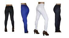 "Women's Legging JEANS  Spandex Free Size 30 "" long GREAT PRICE  9.99 Style LARA"