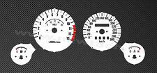 Kawasaki GPZ 1000 RX Bj 86-89 Tachoscheiben Tacho Gauge GPZ1000RX