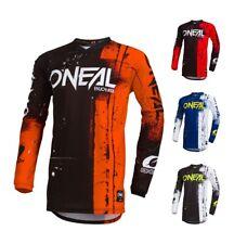 Oneal Elemento Motocross Enduro Quad Cross Mx Jersey