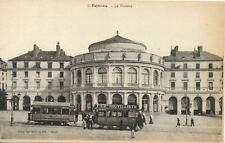 RENNES 3 théâtre tramway pub lisez le nouvelliste