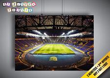 Poster Metalist Stadium de Kharkiv Football Club Wall art