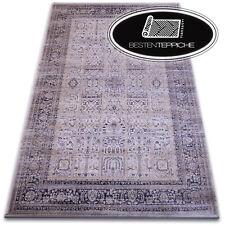 """schön zu berühren traditioneller Teppich IVORY """"JASMIN"""" Weich wie Seide"""