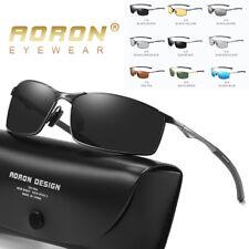 Mens Vintage Polarized Driving Sunglasses Outdoor Sports Eyewear Shades UV400