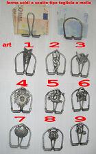 1 fermasoldi artigianale PIN MONEY CLIP PORTASOLDI money clip crafted
