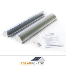 WATTSTUNDE® ALU Solarmodul Halterung 68cm Haltespoiler Befestigung Wohnmobil