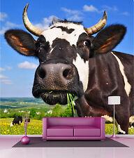Papier peint géant décoration murale Vache réf 4506