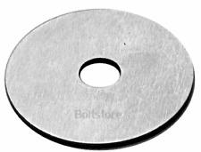 M8 acier inoxydable A2 penny rondelles/réparation rondelles/garde-boue rondelles taille M8X30
