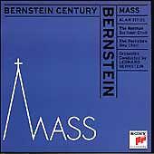Alan Titus; Barbara Williams; Benja .. Bernstein: Mass