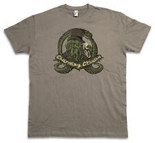 VINTAGE CHARMING CTHULHU T-SHIRT - H P Lovecraft Arkham Wars Miskatonic T-Shirt