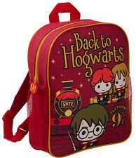 Harry Potter Kids Cartoon Backpack Boys Girls Hogwarts School Book Bag 9 3/4