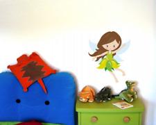 Fliegende Fee Wandtattoo Wandaufkleber Kinderzimmer  5 Größen