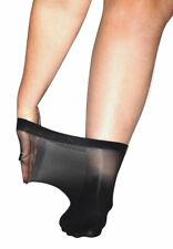 Super-Wide 20 denier XL Extra Large Plus-Size Anklets Swollen Ankles Feet Oedema
