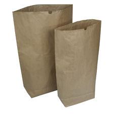 Papier Bio Müllsäcke Papiersack 120 L oder 70 L Stückzahl Größe wählbar TOP!