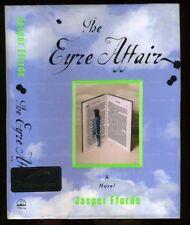 Fforde, Jasper: The Eyre Affair HB/DJ Signed 1st (2002)