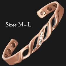 Brazalete Bio Magnetico para Mujeres con 6 Imanes poderosos anti Artritis - LD