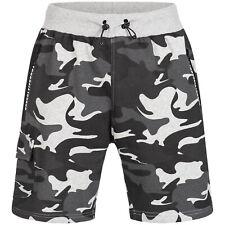 Lonsdale Lushington Shorts Camuflaje Gris Gris