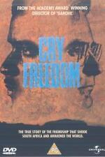 CRY FREEDOM STEVE BIKO STORY GENUINE R2 DVD DENZEL WASHINGTON KEVIN KLINE GOOD