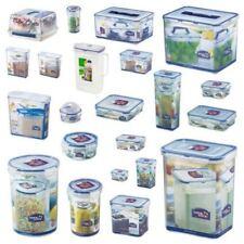 LOCK and & Lock cibo in plastica contenitori di stoccaggio ed a tenuta ermetica Scatola Pranzo torta CEREALI