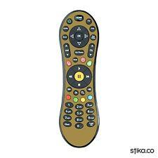 Color Vinile Adesivo della pelle per Virgin Media TIVO v6 MINI Telecomando TV