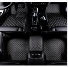 Car Floor Matsr Waterproof Auto Mat For BMW 4 Series Gran Coupe 2014-2018