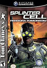 Tom Clancy's Splinter Cell: Pandora Tomorrow (Nintendo GameCube, 2004)