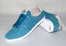 Adidas M29412 ADI Lago Low Rau UP Leder Herren Schuhe Ultra Sneaker 41 1/3 Blau