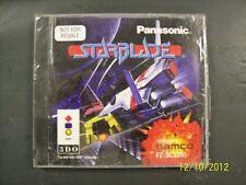Star Blade STARBLADE  Panasonic 3DO NAMCO Brand New Still Sealed!