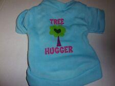 Lightweight Tree Hugger T Shirt Dog new Pet puppy XS S teacup xxs