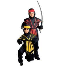 Costume Carnevale Bimbo Ragazzo, Divisa Kombat Ninja *19715
