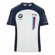 BMW Motorrad World Superbike Team Print  T Shirt 2020 Season Official Apparel