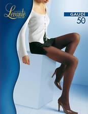 Levante  Collant Donna - Gaudì 50 Calze 50 DEN Tuttonudo - cucitura piatta