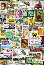 MALI collections de 50 à 500 timbres différents