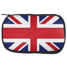 British Flag Union Jack Makeup Bag