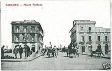 CARTOLINA d'Epoca: TARANTO Città - BELLA!