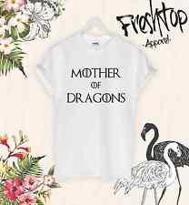 Mother Of Dragons T Shirt Khaleesi Game Of Thrones Daenerys Targaryen Hodor