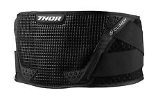 Thor Clinch Adult MX Kidney Body Belt Black/White Motocross Enduro