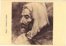Art - cpa - Portrait de notable par BABEL
