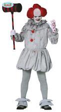 Horror Halloween Costume Gevatter morte Sense Uomo Spirito NERO CARNEVALE