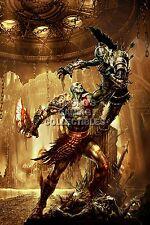 RGC Huge Poster - God of War III Kratos PS4 PS3 PS2 PSP Vita - GOW031