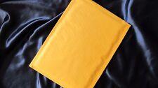 Kraft Padded Bubble Envelope Mailer Bag...7.5 x 11...self-sealed...top quality